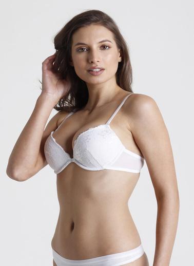 Penti Wowbra Lace Sütyen Beyaz
